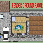 dreaminitaly.com ID 550 – Ground Floor Render