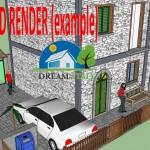 dreaminitaly.com ID 550 – Property 3D Render
