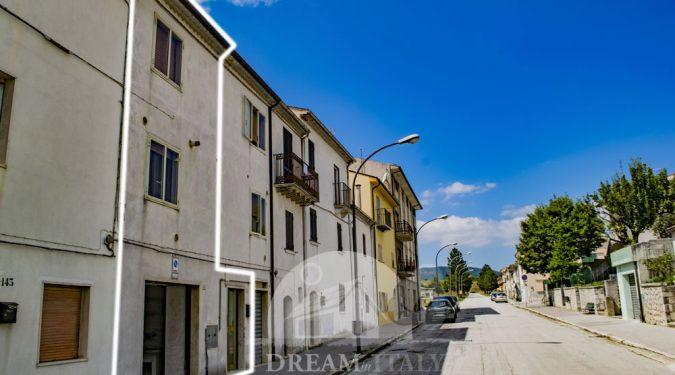 case in vendita in Alto Molise