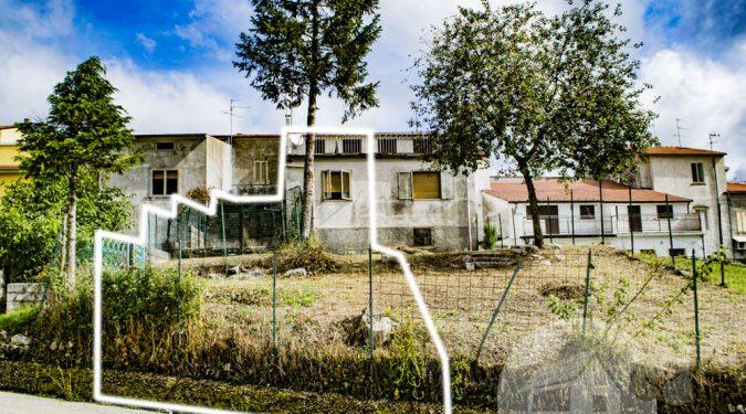vendita Alto Molise case