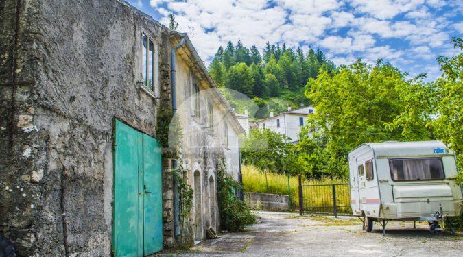 casa vendita Castiglione di Carovilli