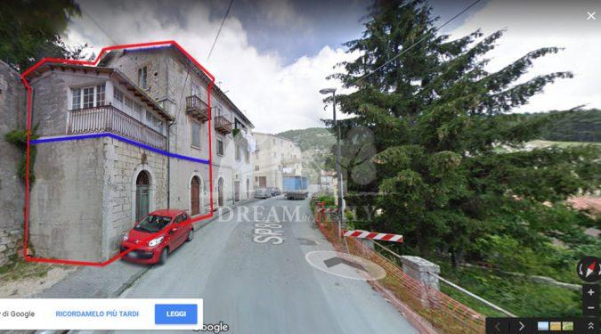vendita casa Carovilli